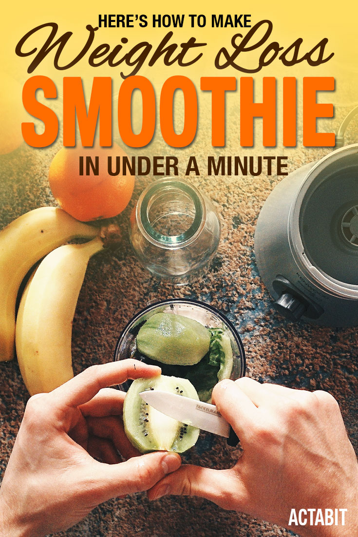How to Make Healthy Meal-Replacement Smoothies to Lose Weight