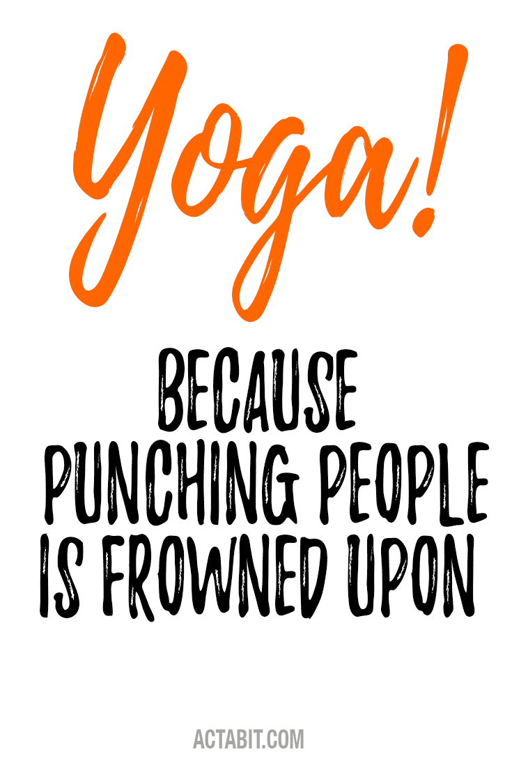 Yoga Inspiration for Beginners - Yoga Motivational Quotes