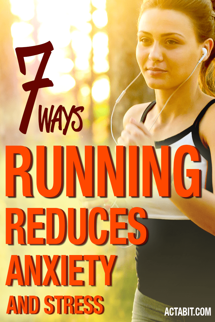How Running Helps Reduce Anxiety and Stress
