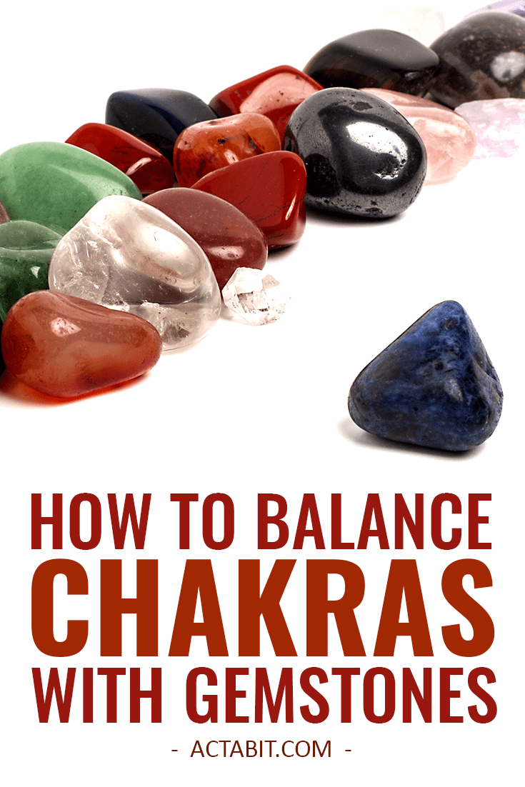 Crystal healing is based on the belief that crystals or chakra stones contain a natural energy that can be used to balance your body's energy centers, chakras. Find out how you can balance chakras with stones.