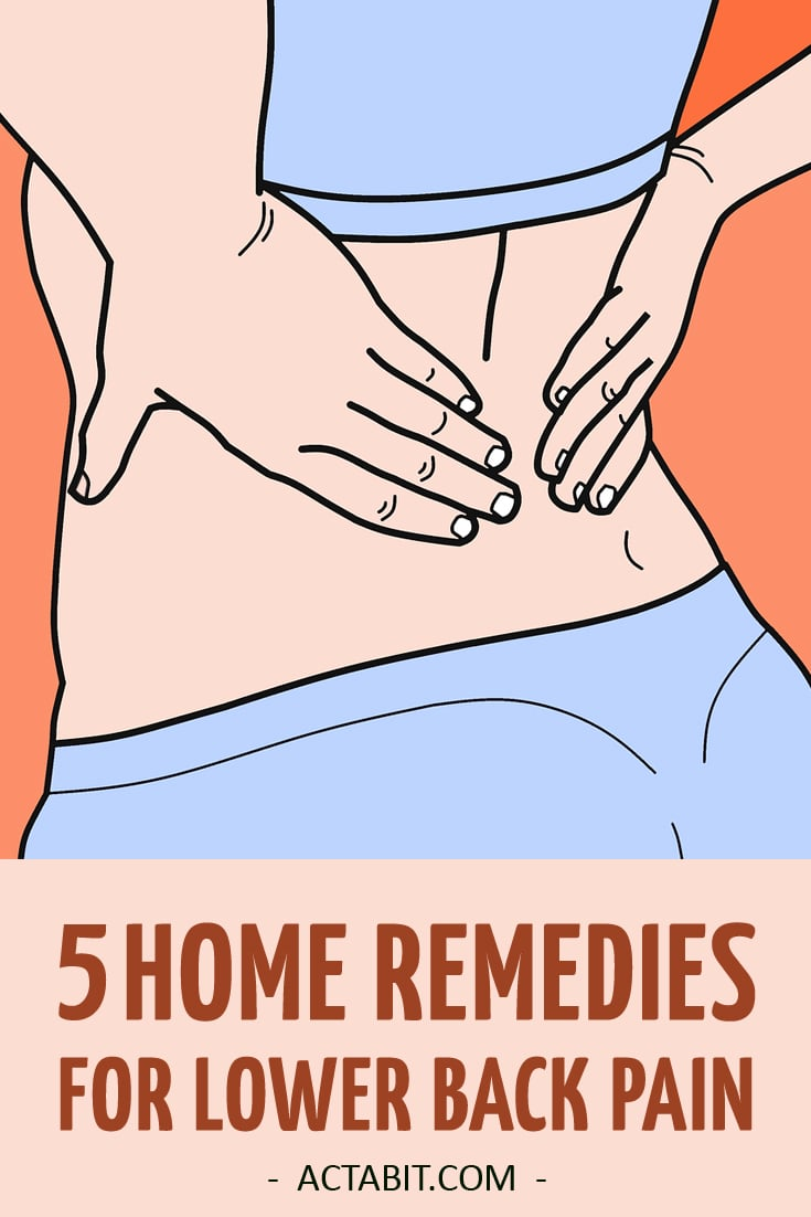 If you suffer from constant lower back pain, check natural treatments. Home remedies for lower back pain can provide quick relief and allow you to enjoy life again.