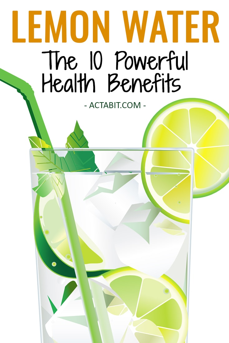 Check the amazing health benefits of drinking lemon water in the morning. Detox lemon-infused water boosts metabolism and promotes weight loss. Drink warm lemon water before bed to clear your skin. Add honey for sweetness and ginger for flavor. Learn how to make lemon water. It is quick and easy, while the health benefits are enormous.